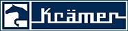 Krämer Pferdesport Logo blau