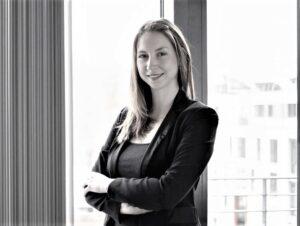 Anne Lisa Weinand, Projektleiterin des ECC Köln am IHF Köln