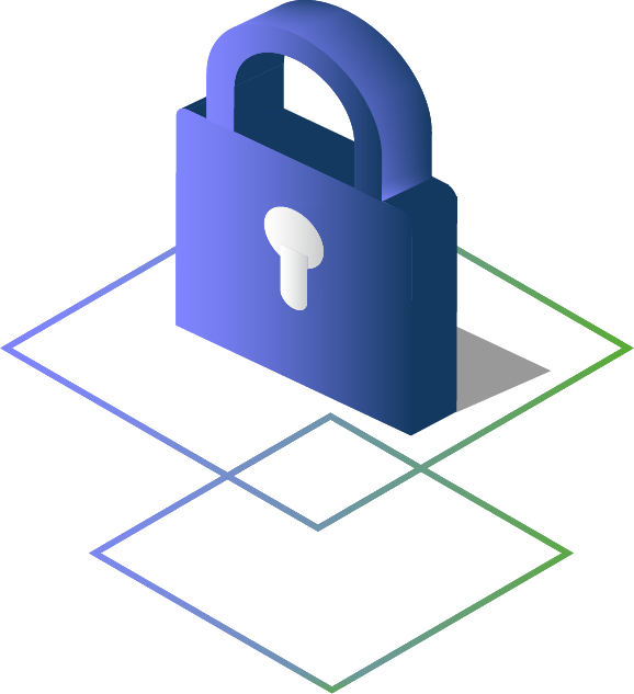 Schloss icon e commerce hosting