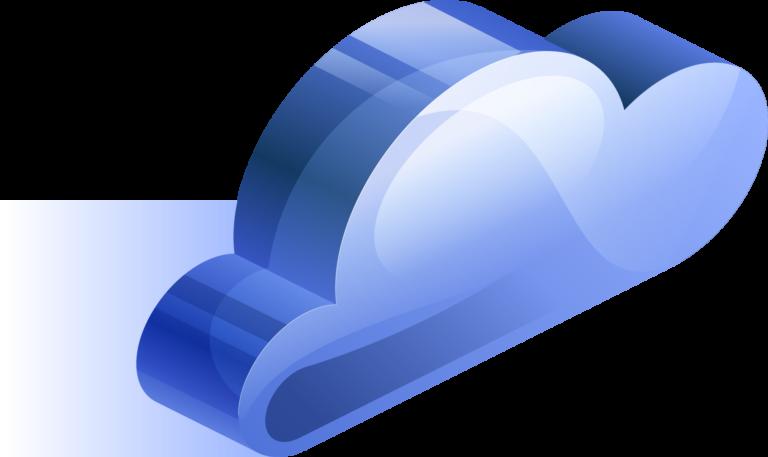 Kleine Wolke für e commerce hosting