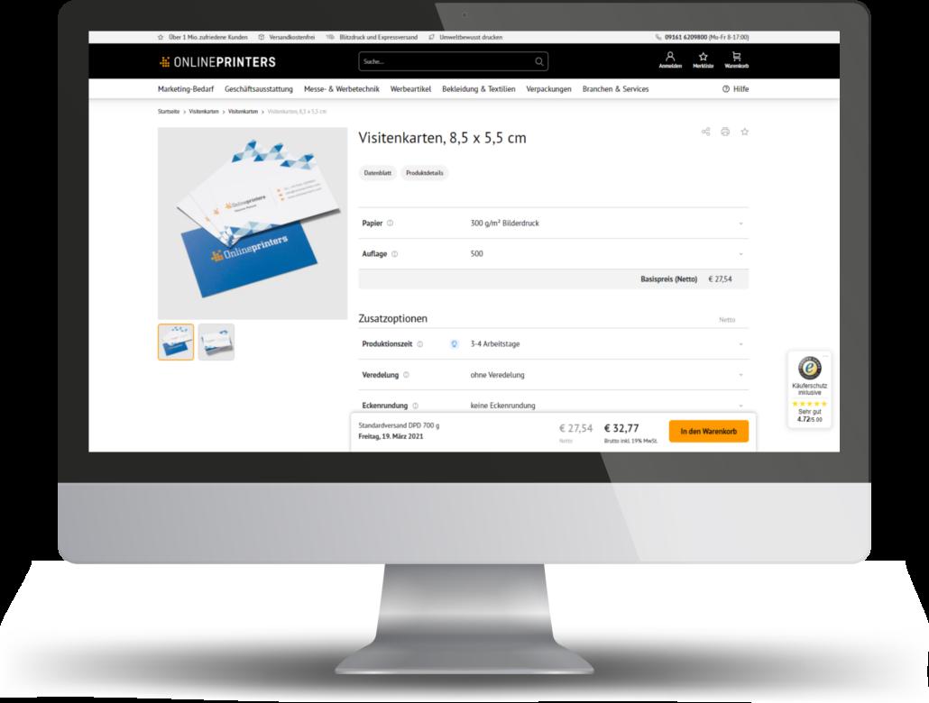 Desktop Onlineprinters